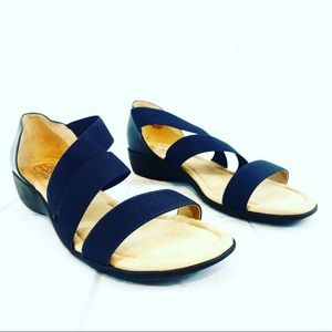 LifeStride Tuscany Womens Strappy Sandal size 8.5W